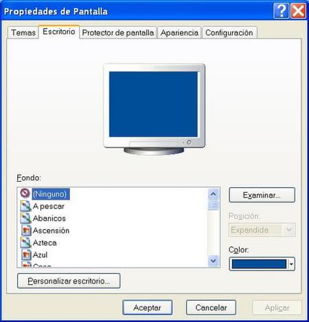 C mo cambiar el fondo de escritorio - Como cambiar fondo de escritorio windows 7 starter ...