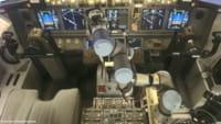 Aviones copilotados por robots