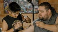 La moda de los tatuajes con sonido