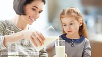 Leche con cereales, riesgo de sobrepeso