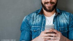 Tendinitis en el pulgar por uso excesivo del 'smartphone'