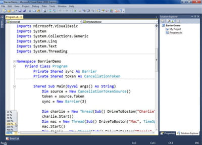 Descargar Visual Basic Express gratis - Última versión en español en CCM