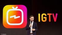 IGTV, nueva 'app' de vídeo de Instagram