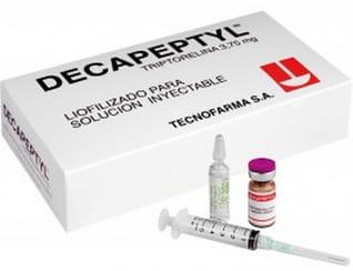 Resultado de imagen de decapeptyl