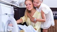 Por qué la lavadora no desinfecta la ropa
