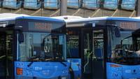 Autobuses que miden la contaminación