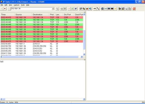 Descargar IP Sniffer gratis - Última versión en español en CCM