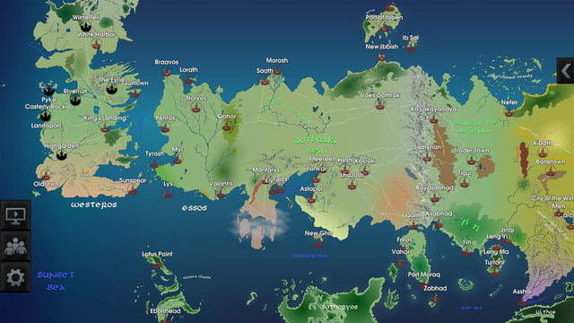 Mapa Juego De Tronos Ingles.Game Of Thrones En Un Mapa Interactivo Sourcezilla