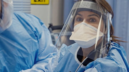 series y documentales de virus y pandemias en Netflix