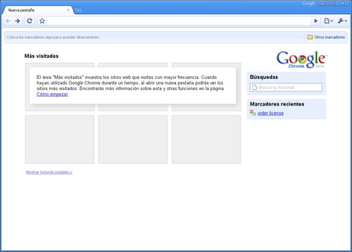 descargar google chrome para windows xp service pack 1