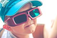 Gafas electrónicas contra el 'ojo vago'