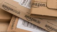 Almacenes aéreos para repartos de Amazon