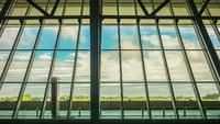 Escáner facial en aeropuerto de Uruguay